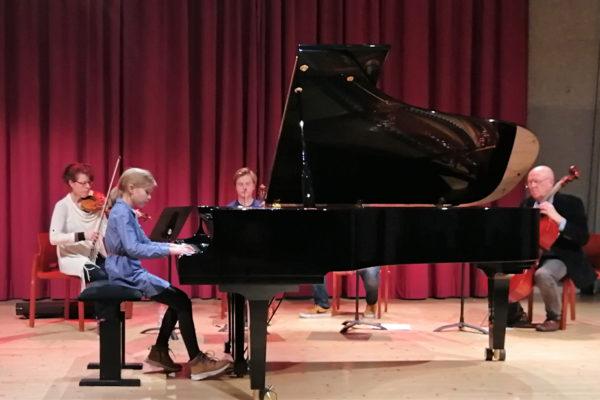 Pianoaura PianoZoo -konsert